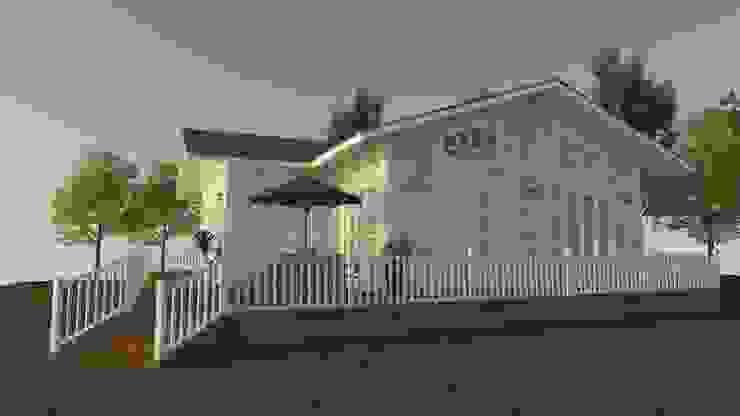 บ้านไม้เฌอร่า โดย C.C.CON CONSTRUCTION