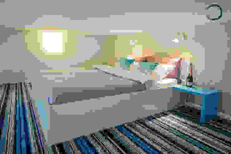 غرفة نوم تنفيذ LEMUR Architekci, حداثي