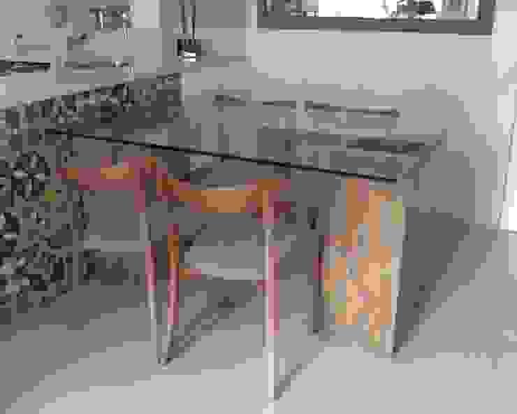 Sala de jantar HL Arquitetura & Design Salas de jantar modernas