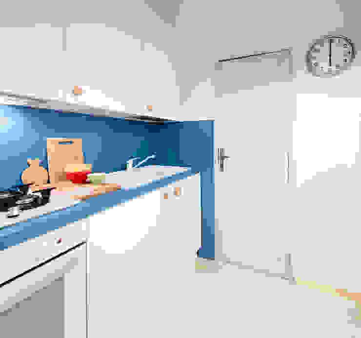23bassi studio di architettura KitchenStorage