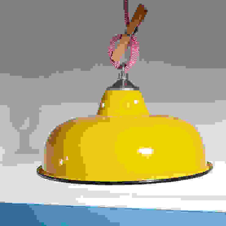 23bassi studio di architettura KitchenLighting Yellow