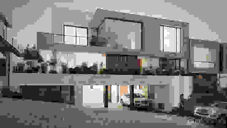 Cañada 29 Casas modernas de Pure Design Moderno