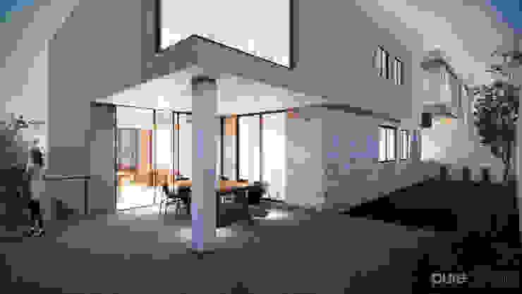 Cañada 31 Casas modernas de Pure Design Moderno