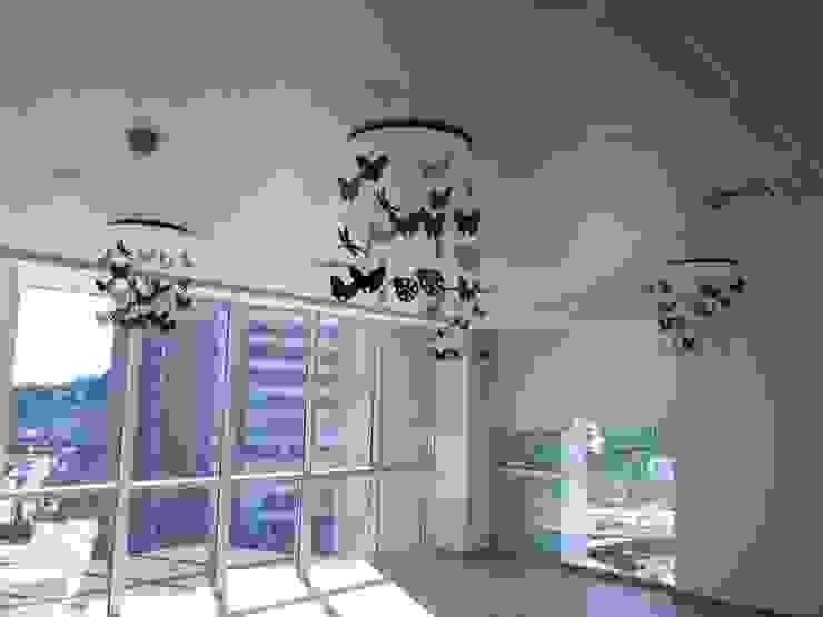 Móviles temáticos: insectos de Brito Arte y Diseño Moderno