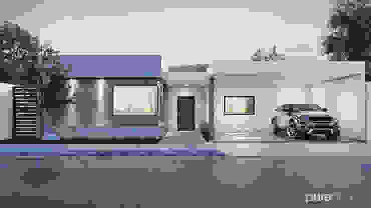 Minimalist house by Pure Design Minimalist
