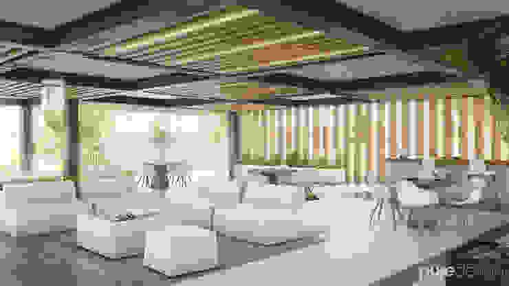 Terrazas de estilo  por Pure Design