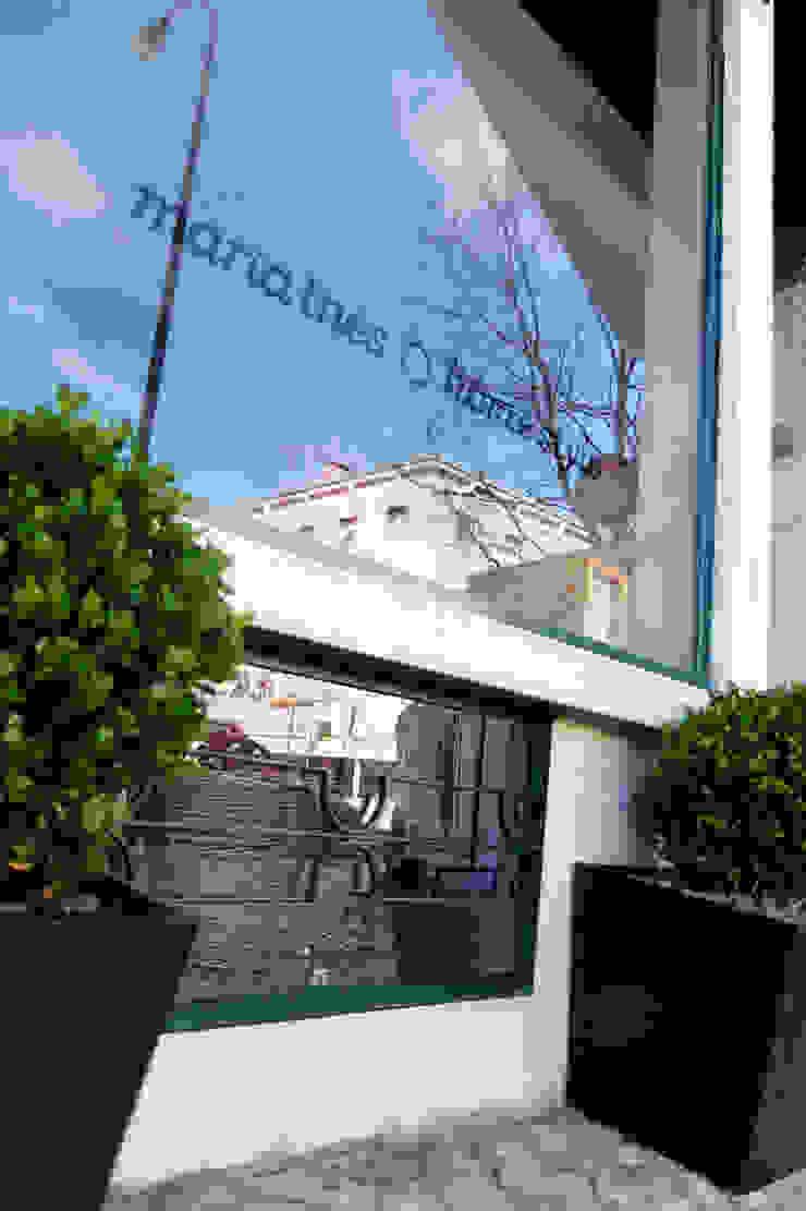 Atelier de decoração - Exterior por maria inês home style Mediterrânico