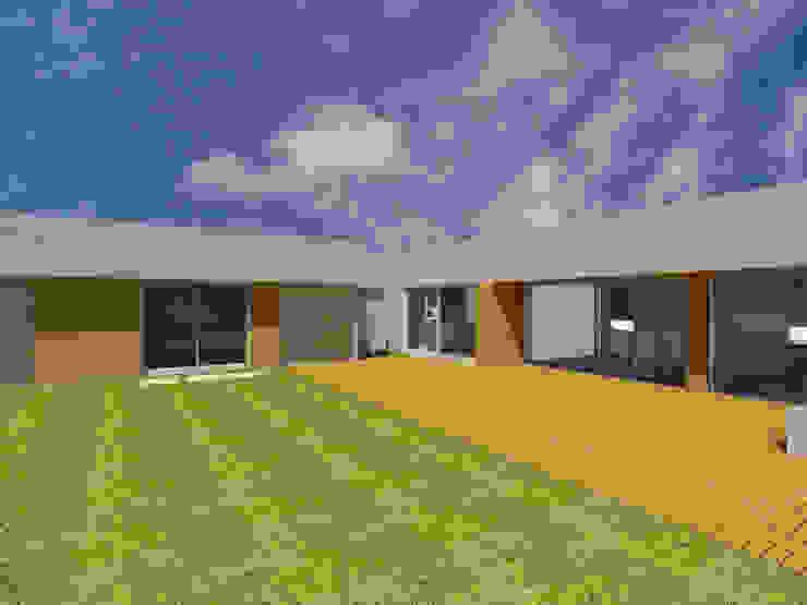 Albertina Oliveira-Arquitetura Unipessoal Lda Modern Houses
