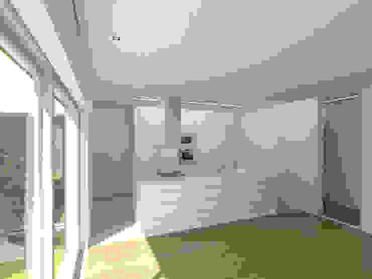 Albertina Oliveira-Arquitetura Unipessoal Lda Modern Kitchen
