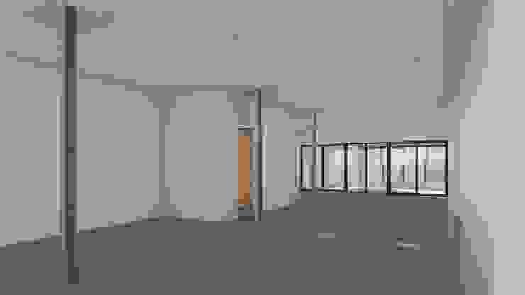 Plante Libre de local oficinas Estudios y oficinas minimalistas de ARBOL Arquitectos Minimalista