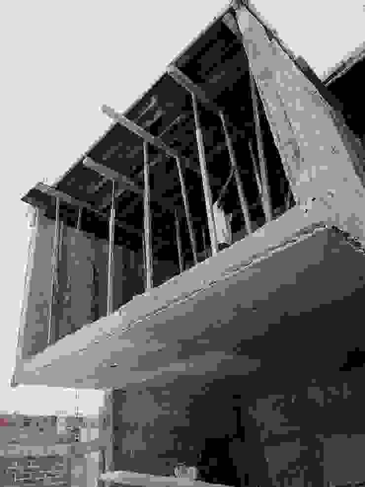 미니멀리스트 주택 by Enso Arquitectos 미니멀 콘크리트