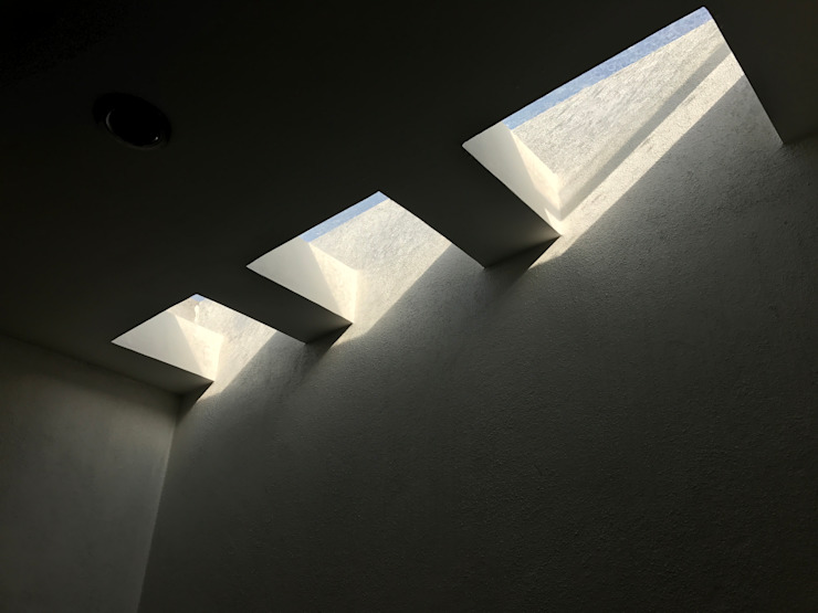 CASA QUINTA de Paramétrica Arquitectos