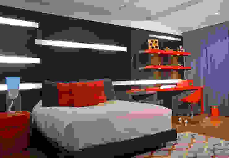 Dormitorios de estilo moderno de Spacio Moderno