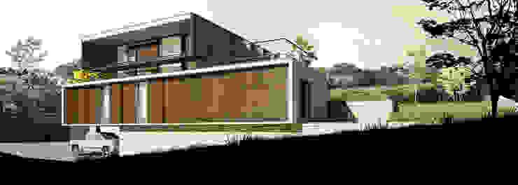 Zanatta Figueiredo Arquitetos Associados Modern home