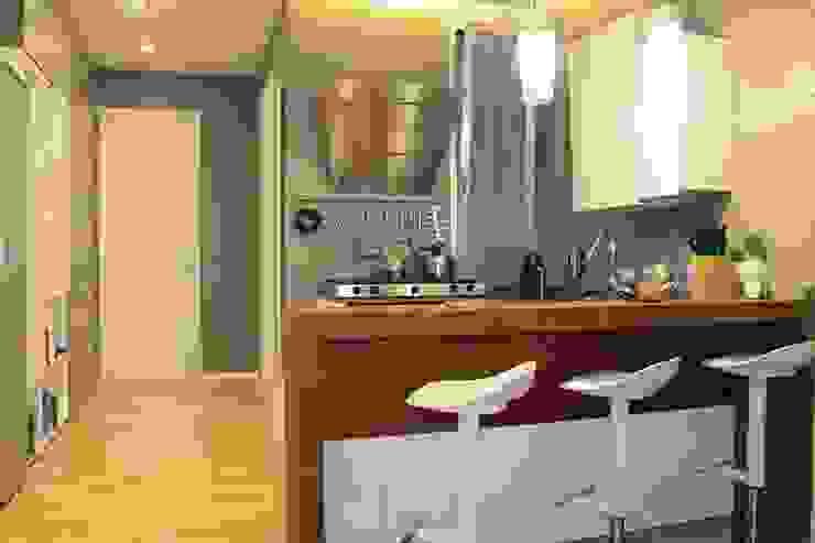 Architetto Valentina Longo Kitchen