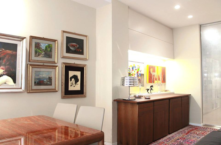 Livings de estilo clásico de Architetto Valentina Longo Clásico