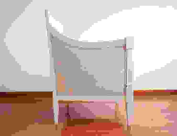 Poltrona Antique de MARECO DESIGN S.A.S Clásico Madera Acabado en madera