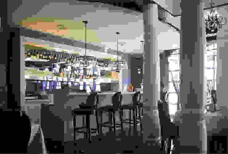 天津 伊勢丹DELIGHTS 餐廳 根據 直譯空間設計有限公司 古典風