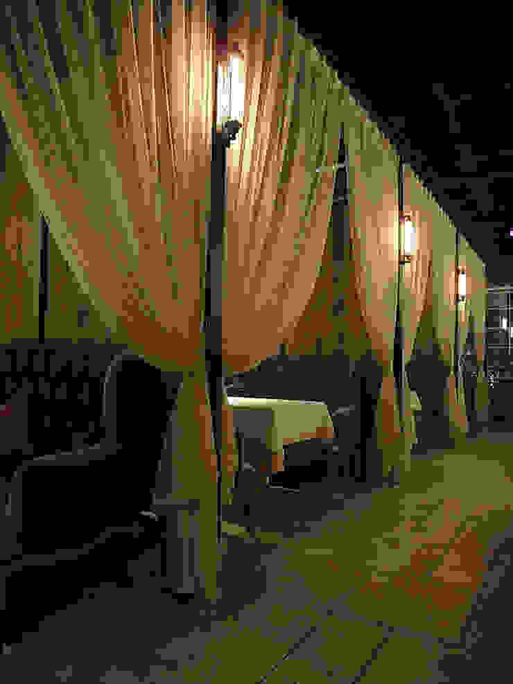 天津 DELIGHTS餐廳2樓 根據 直譯空間設計有限公司 古典風
