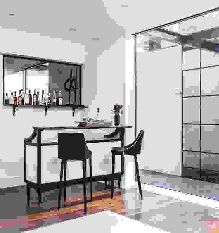 Bar appartement: modern  by Wood'n design,Modern