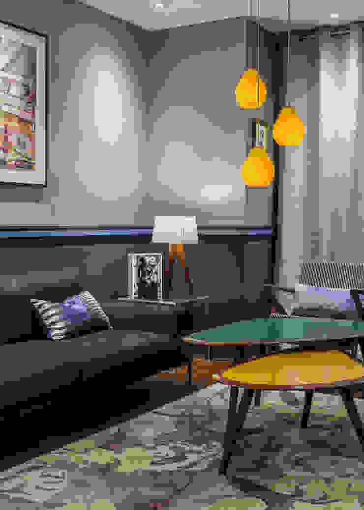 Scandinavian coffee table & lounge : modern  by Wood'n design,Modern