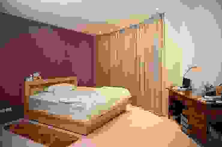 一房一廳公寓(舊屋整修)-黎公館 根據 七輪空間設計 北歐風