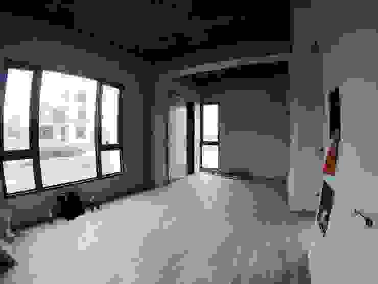 別墅施作中-記錄 根據 光島室內設計 北歐風