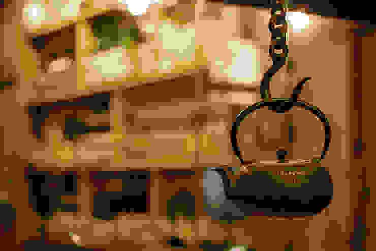 木子-食堂‧酒屋 根據 七輪空間設計 日式風、東方風