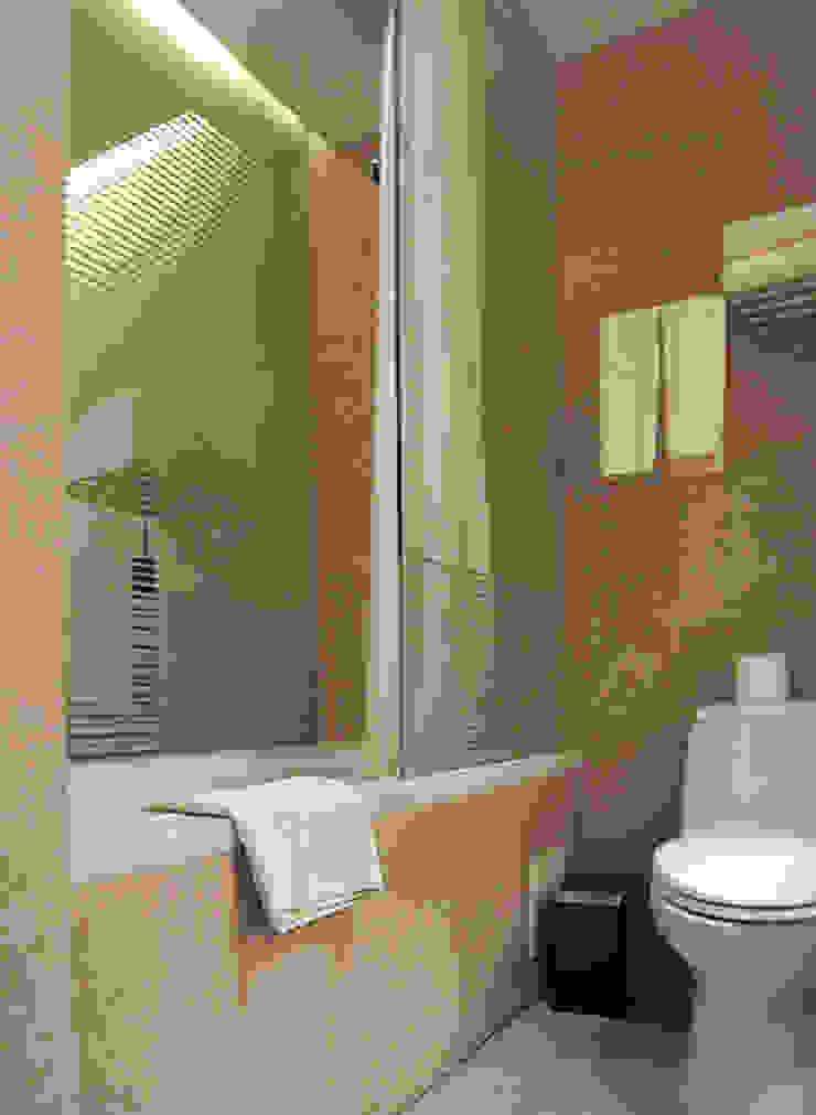 天津 格林園酒店標準房型 根據 直譯空間設計有限公司 現代風