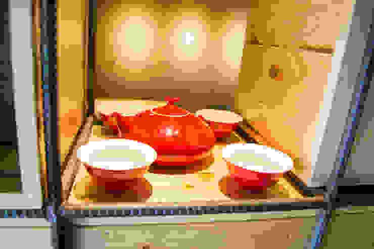 欣圓-獨家料理 根據 七輪空間設計 日式風、東方風