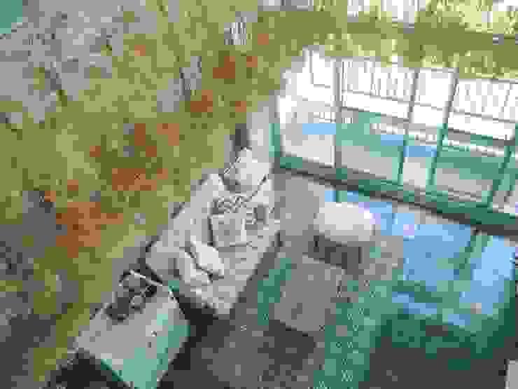 Noosa 海岸行館 根據 七輪空間設計 隨意取材風