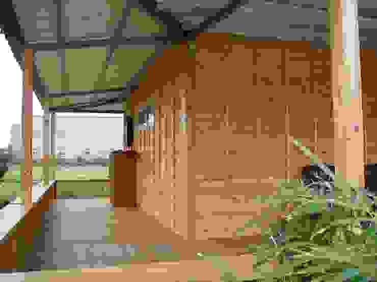 自地自建-鋼構木屋農舍 根據 鄉村東和鋼構木屋 鄉村風