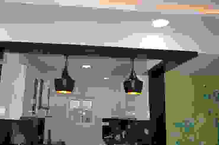 Ace Atlantis projects Modern kitchen by Heavenly Decor Modern