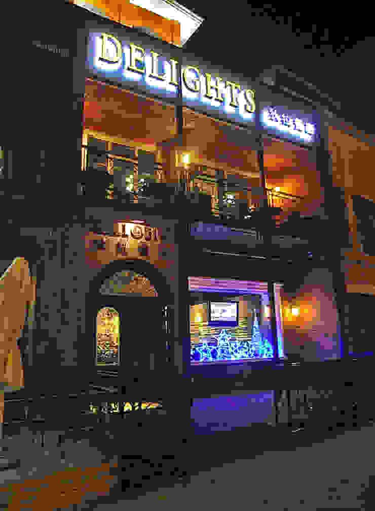 天津 狄拉餐廳建築外觀 根據 直譯空間設計有限公司 古典風