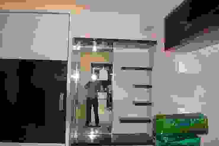Heavenly Decor Modern Bedroom Plywood
