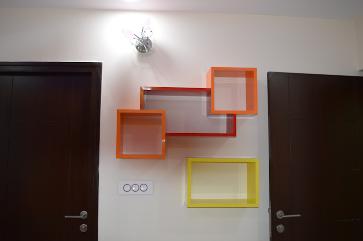 Modern living room by Heavenly Decor Modern Plywood