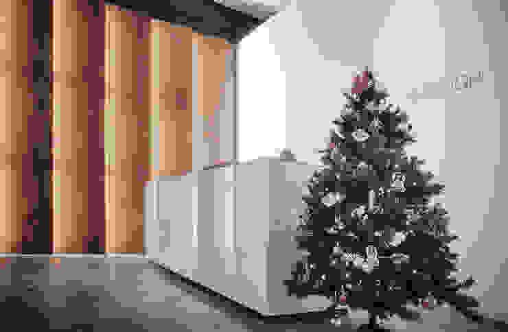 Reception: modern  by HB Design Pte Ltd,Modern