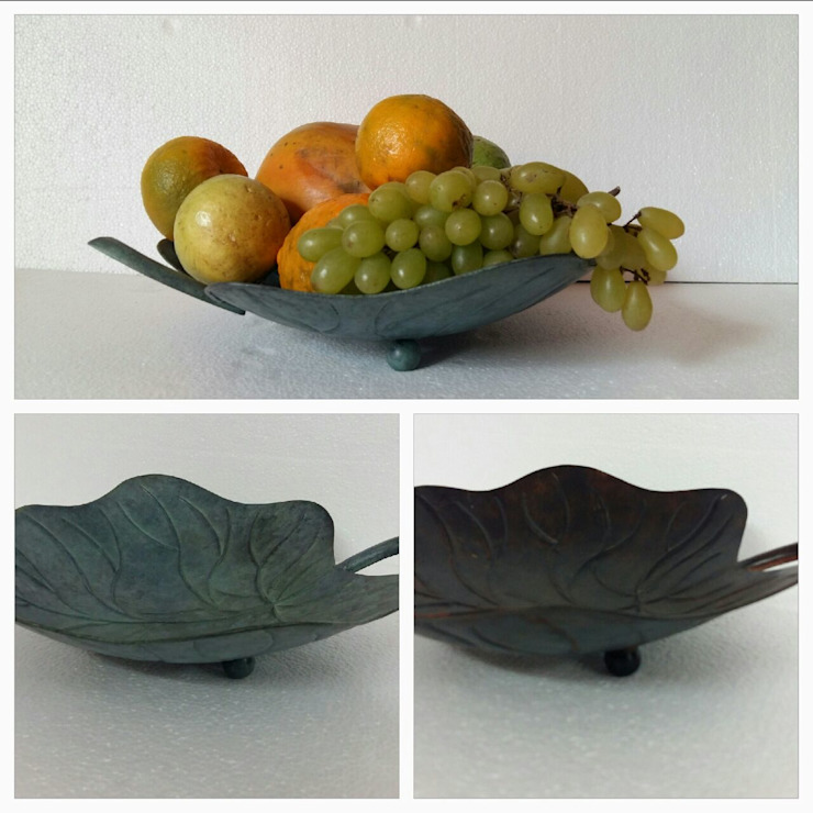 Trays: asian  by Tonishka Decors,Asian Copper/Bronze/Brass