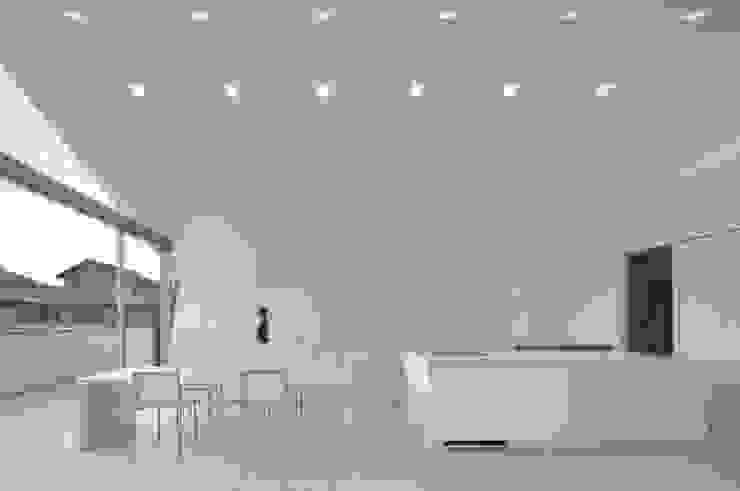 Гостиная в . Автор – 森裕建築設計事務所 / Mori Architect Office