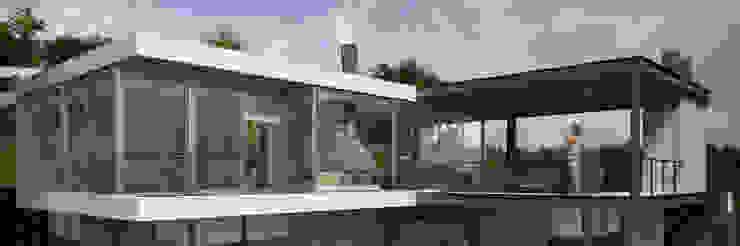 AR arquitectos Maisons modernes
