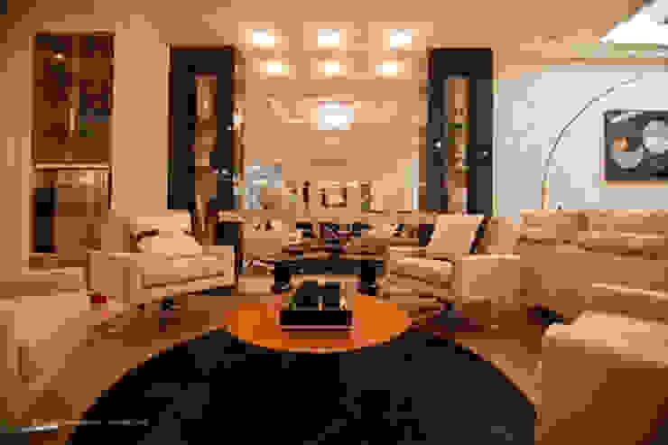 Estar Salas de estar modernas por TODDO Arquitetura e Engenharia Moderno