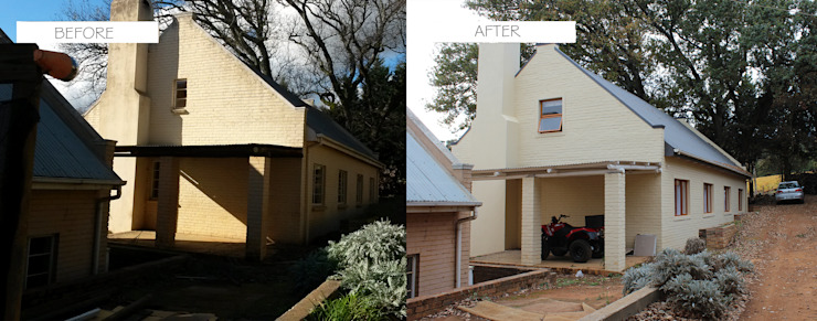 Before & After:  Houses by Covet Design