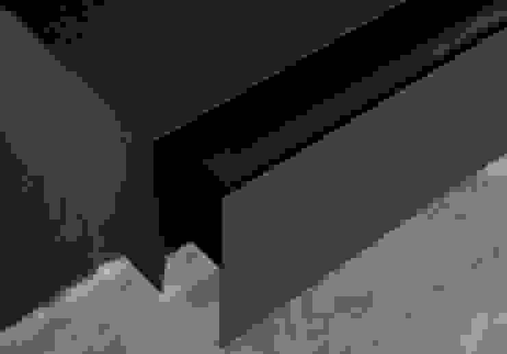 Detail lade Moderne studeerkamer van Vonder Modern Hout Hout