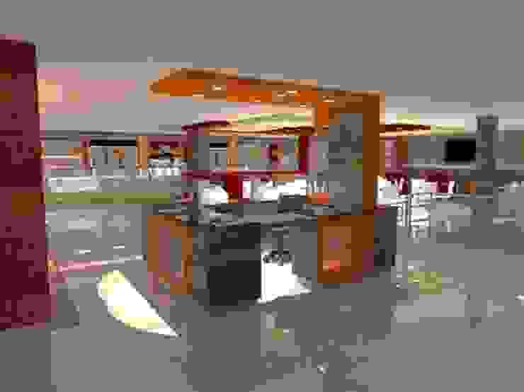 Panadería Bocono. de SCABA EQUIPAMIENTO Y ARQUITECTURA COMERCIAL , C.A. Minimalista