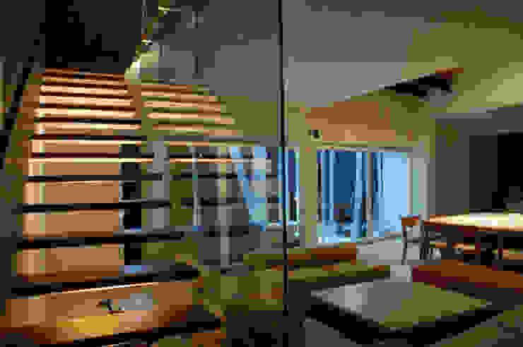 Malinalco Salones modernos de BulAu Moderno