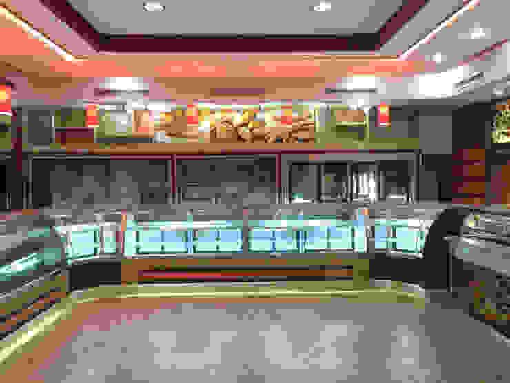 Panadería Sapore y Piu. SCABA EQUIPAMIENTO Y ARQUITECTURA COMERCIAL , C.A. Restaurantes