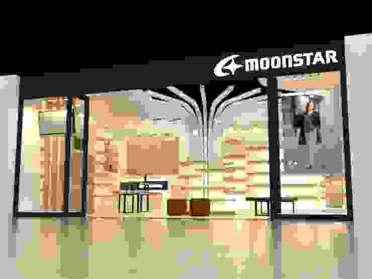 南港TICYLINK-moonstar專櫃 根據 凱泰室內裝修 現代風 合板
