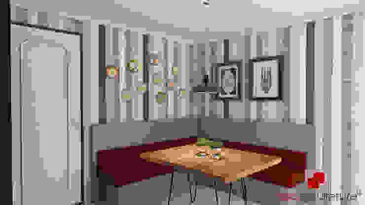 Cuisine moderne par Mais Arquitetura 34 Moderne