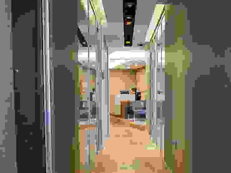 M2O Mimarlık Tasarım Ltd Sti – MEND SAVUNMA OFİSİ, YELKEN PLAZA / ANKARA: modern tarz , Modern