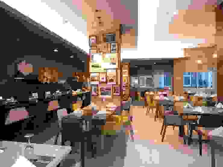 M2O Mimarlık Tasarım Ltd Sti – RADISSON BLU HOTEL, ANKARA: modern tarz , Modern